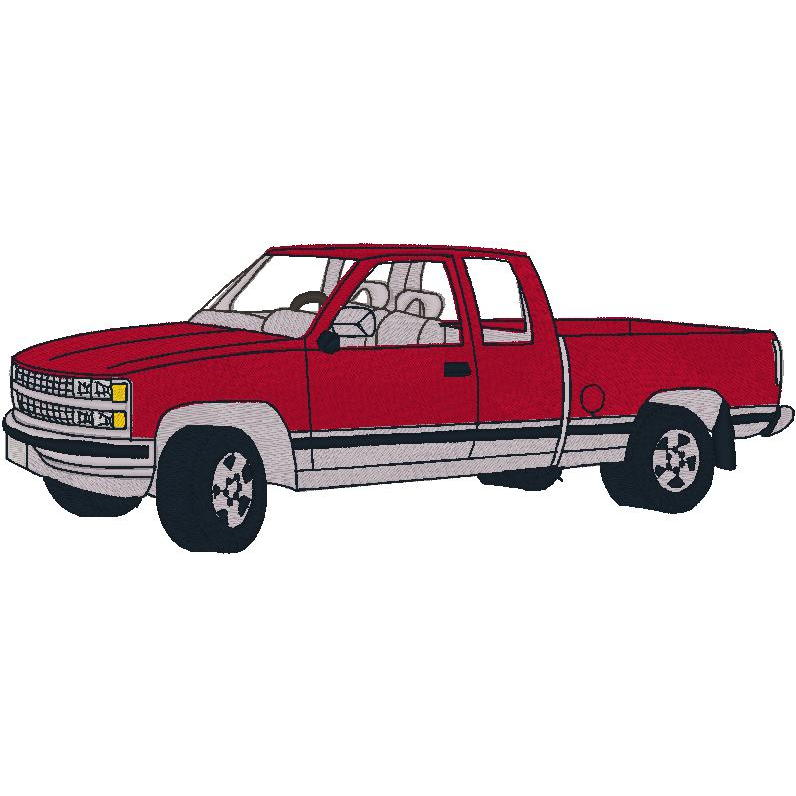 '92 Chevy Pickup