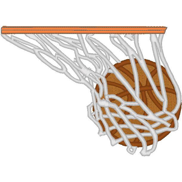 Basketball w/Net (PM)