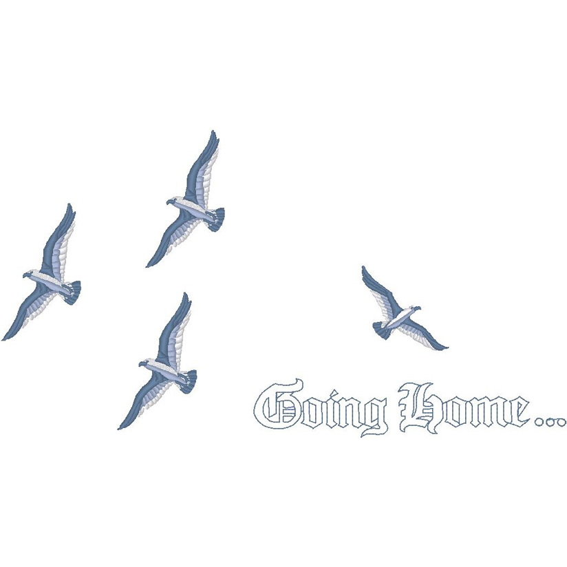 Birds Going Home (PM)